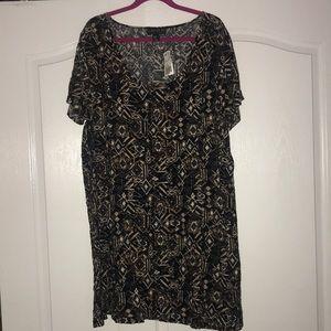 NWT shift dress Size 3x